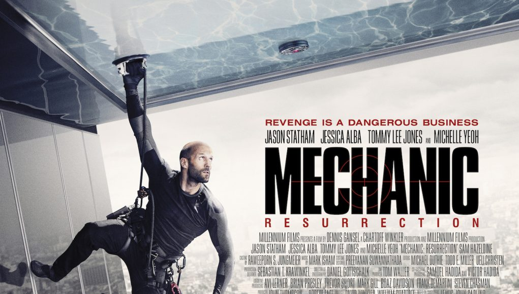 The Mechanic 2 Streaming